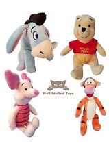 Winnie Peluche de Juguete Pequeño The Pooh Tigger Piglet Eeyore 20 Cm