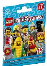 LEGO MINIFIGURES SERIE 17 71018-scegli la tua Lego Mini Figura