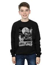 Disney Boys Nightmare Before Christmas Hail The King Sweatshirt