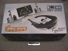 "62"" VIDEO GLASSES CCTV TESTER FPV VIEWER TEST MONITOR LCD PRIVACY TFT KARLTON 3"