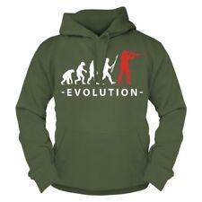 Con cappuccio Pullover EVOLUTION cacciatore hoodie Förster capovolto CACCIATORE CACCIA salvezza