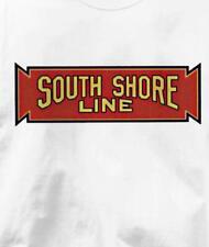 South Shore Line Vintage Railroad Train T Shirt All Sizes & Colors