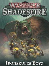 Warhammer Underworlds Shadespire Ironskull's Boyz Card Singles