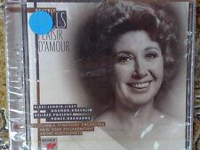 BEVERLY SILLS - PLAISIR D'AMOUR (BIZET, LISZT) - CD NUOVO (SEALED)