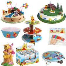Winnie Puuh Tortendeko Kuchendeko Muffins Party Kindergeburtstag Winnie Pooh