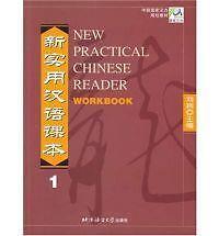 New Practical Chinese Reader: Workbook 1: Bk.1, Good Condition Book, Liu, Xun, I