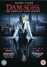 Damages - Series 1 - Complete (DVD, 2008, 3-Disc Set)