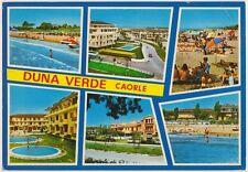 DUNA VERDE - CAORLE - VEDUTINE (VENEZIA) 1983