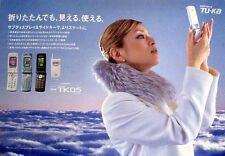 Hamasaki Ayumi Tuka Promo Poster B3 Rare