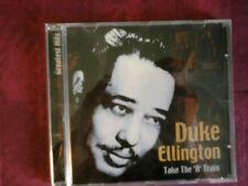"ELLINGTON DUKE- TAKE THE ""A"" TRAIN. CD."