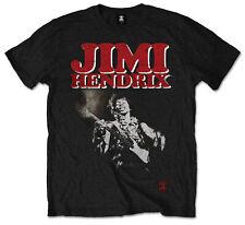 Jimi Hendrix Rock Oficial Camiseta Ropa Camiseta Top de las Señoras de Hombre Mujer Unisex
