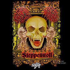 * licensed Steppenwolf 70s rock t-shirt * 2028