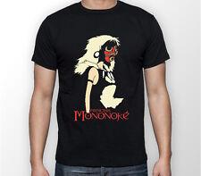 Princess Mononoke Studio  Ghibli Anime Unisex Tshirt T-Shirt Tee ALL SIZES