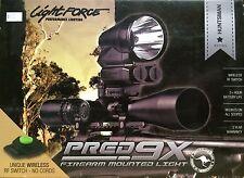 HUNTING+ SHOOTING SPOT LIGHTS + MOUNTS + LED KITS + PREDX + LIGHTFORCE + TRACER