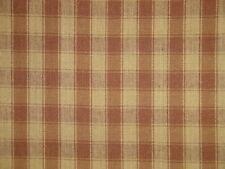 Check Fabric | Primitive Sewing Fabric | Rustic Homespun Fabric | Cabin Fabric