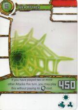 REDAKAI Conquer the Kairu  GREEN ATTACK CARDS