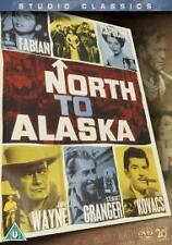 LN R2 DVD John Wayne Capucine NORTH TO ALASKA Stewart Granger Ernie Kovac Fabian