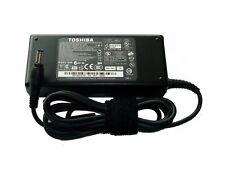 TOSHIBA DELTA Laptop Alimentatore Caricabatterie Adattatore Rete Trasformatore 19V 15V