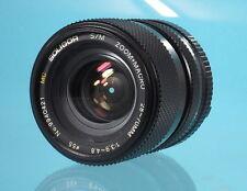 Soligor S/M 28-70mm / 3.9-4.8 MC für Minolta Objektiv lens objectif - (12067)