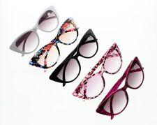Multi-Color Women Retro Vintage Cat Eye Colored Lens Reader Reading Glasses New