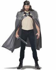 CL638 Dragon Master Cape Men Viking Norman Warrior Medieval Renaissance Costume