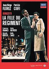 La Fille du Regiment (DVD, 2006, 2-Disc Set) Donizetti