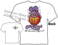 Rat Fink Shirts Big Daddy Clothing Ed Roth T Shirts Signature Purple Passion Tee