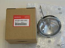 Honda Mini Trail Z50a K J1 New Headlight Rare Vintage 33100-045-003