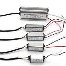 100W 50W 30W 20W 9W Waterproof LED Driver Supply For LED Strip Light Chip Bulb
