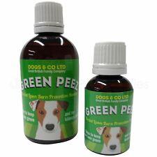 Green Peez Pet Urine Marks Lawn Grass Brown Patch Burns 100% Natural
