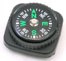 Sportsman's Slide on Watch Band Wrist Compass NEW