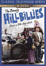 THE BEVERLY HILLBILLIES - TV series - 32 Episodes - 4 DVD'S - 2010 - New