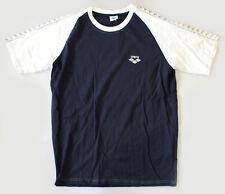 ARENA Caicco navy/white men's t-shirt maglietta uomo blu navy/bianca cod.3762570
