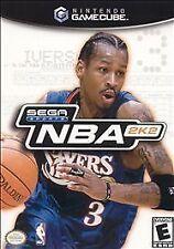 NBA 2K2: GAMECUB,  GameCube Video Game