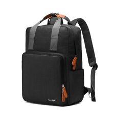 Classic Men Laptop Backpack Waterproof Rucksack Travel Bag Luxury School Bookbag
