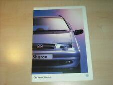 29887) VW Sharan Prospekt 1997