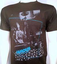 FAMOUS STARS & STRAPS NOISE MAKER DRUMMER SKATE PUNK MUSIC URBAN T SHIRT S-2XL