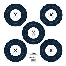 Sas 5-Spot Paper Target 18 in / 45 cm Archery Range Target Face