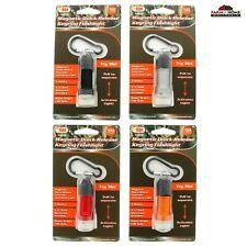 Magnetic Mini Keyring COB Flashlight ~ New