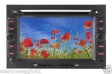 """VM089 Peugeot Media Station TFT-LCD Navigation DVD Receiver panel 7"""""""