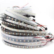 WS2812B IC Dream Color 5050 SMD RGB 60 LED Strip Light Tape lamp Addressable 5V