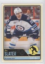 2012-13 O-Pee-Chee #244 Jim Slater Winnipeg Jets Hockey Card