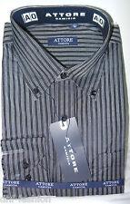 Camicia classica uomo Attore manica lunga collo Button down art 094