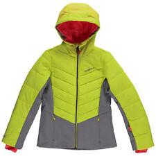 O'neill Ski Jacket Snowboard Jacket Pg Virtue Jacket Yellow Waterproof