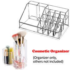 Kosmetik Organizer Make-up Acryl Aufbewahrung Beauty Kosmetik box Bürste Halter