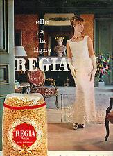 PUBLICITE  1966    REGIA  pates alimentaires