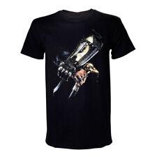 Assassin's Creed Iv Black Flag Hidden Blade T Shirt Mens