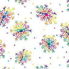 Fun Flakes Tissue Paper 500mm x 750mm Multi Listing