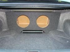 "2008-2012 Honda ACCORD 2-10"" Custom SUB BOX Subwoofer Enclosure by ZEnclosures"