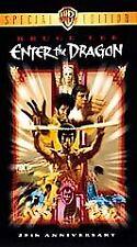 Enter the Dragon (VHS, 1998, 25th anniversary edition)